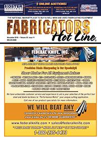 Fabricators Hot Line