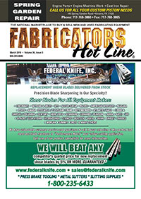 Fabricators Hot Line